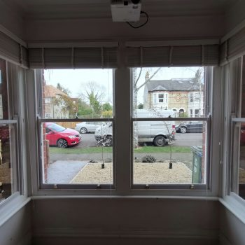 Casement windows fully repaired